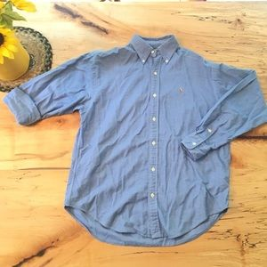 Polo Ralph Lauren Oxford Button Down - Men's Blue